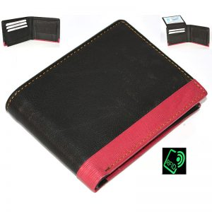 Mens Luxurious RFID Wallet