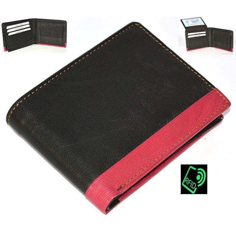 Mens Luxurious RFID Wallet