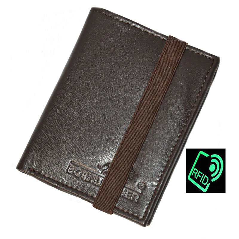 Brown Leather Wallet/Purse