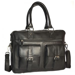 Leather Laptop/Office Bag